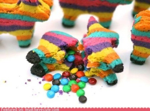 awesome break candy chocolate cookies donkey epicute fancy pinata - 6162104320