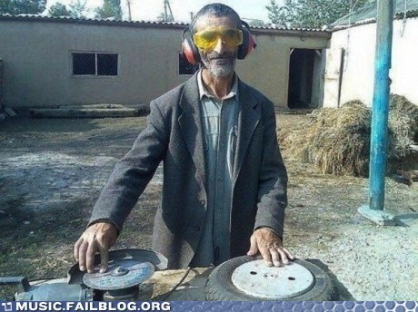 dj,old school,saw