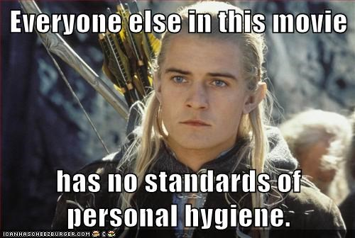 actor celeb funny Hall of Fame Lord of the Rings Movie orlando bloom - 6162629632