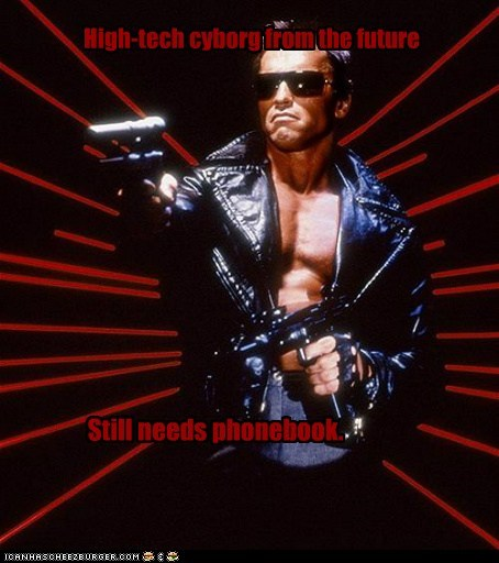 actor Arnold Schwarzenegger celeb funny Movie The Terminator - 6164894464