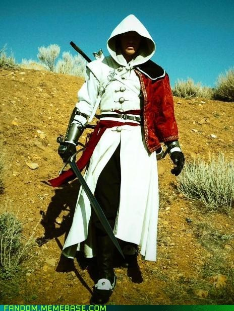 altair,assassins creed,cosplay,video games