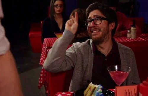 birthday,CollegeHumor,jake and amir,restaurant,waitress