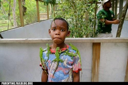 kid lizards zoo - 6165054464