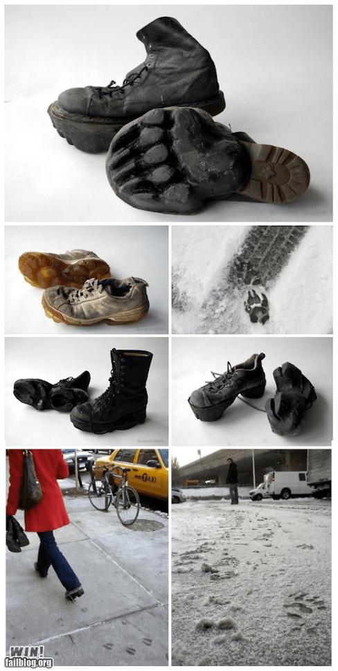animal prints boots fashion tracks - 6165233408