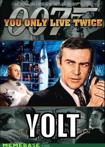 james bond Memes yolo yolt you-only-live-twice - 6165310464