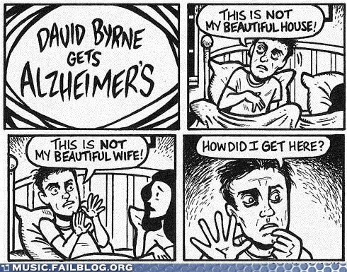 comic david byrne once in a lifetime talking heads - 6165315328