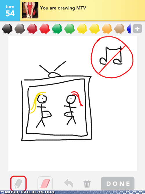 16 and Pregnant draw something mtv