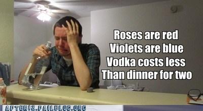 poem roses are red vodka - 6165393664