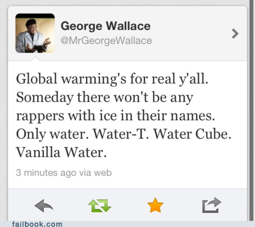 george wallace,rap,tweet,twitter