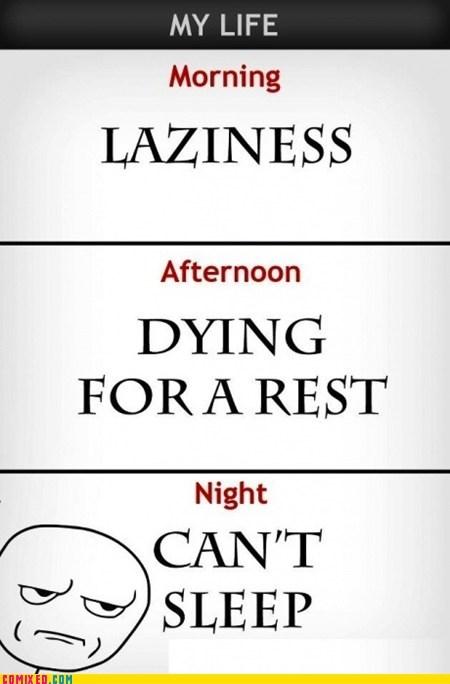 my life sleep the internets tired - 6165430784