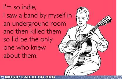 ecard hipster indie underground - 6165624832