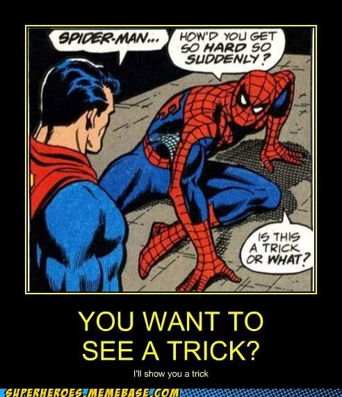crossover Spider-Man Superhero IRL superman wtf - 6165765888