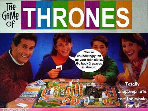 funny game Game of Thrones TV - 6166202112