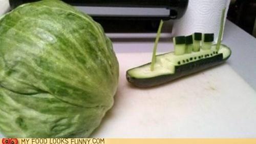 boat,cucumber,iceberg,joke,lettuce,pun,titanic