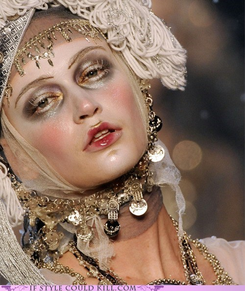 cool accessories john galliano makeup wan - 6166489344