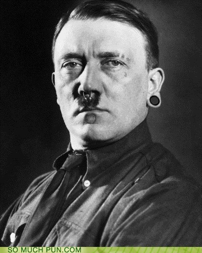 adolf hitler,Hall of Fame,hipster,hitler,literalism,shoop,similar sounding