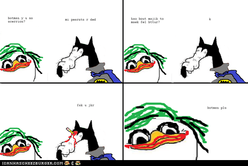 batman,joker