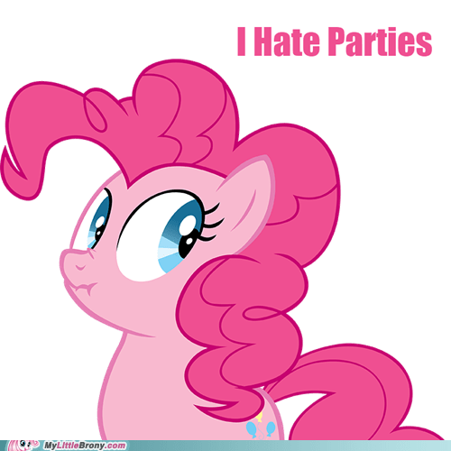 appliejack i lied meme parties pinkie pie - 6166900224