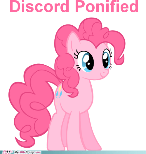 discord meme parties pinkie pie ponified scary - 6167008000
