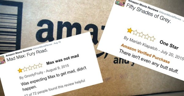 amazon movie reviews |