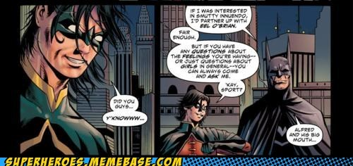 batman emotions robin sexy times Straight off the Page - 6167736064