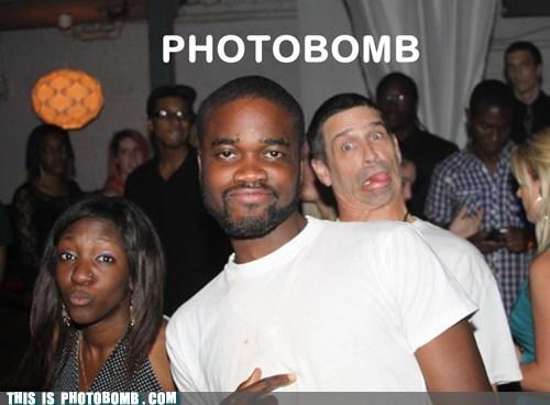 Awkward blerg derp omg photobomb - 6168296192