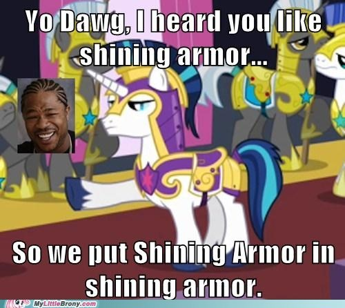 meme royal wedding shining armor TV yo dawg - 6169275648
