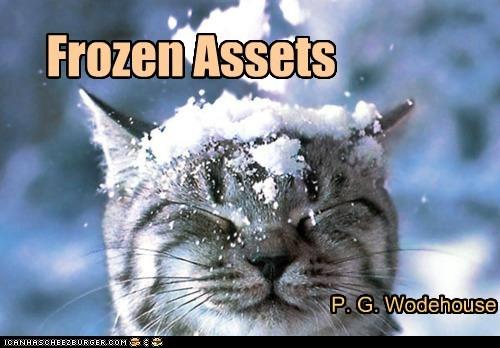 Frozen Assets P. G. Wodehouse