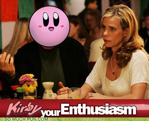 Curb Your Enthusiasm,kirby,larry david,literalism,shoop,similar sounding