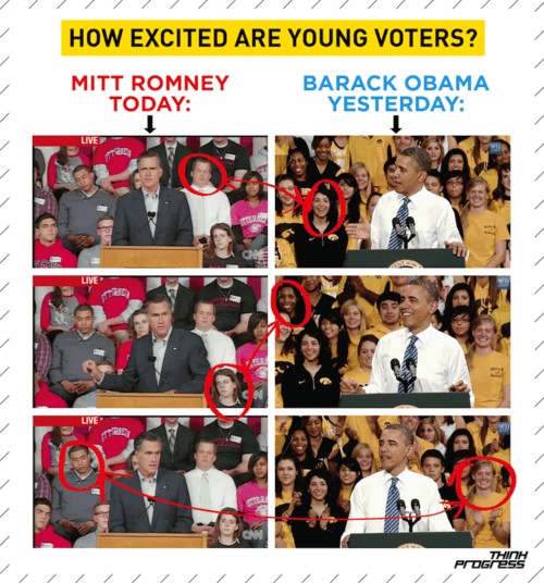 obama Photo politics presidential election Romney voters - 6169475584