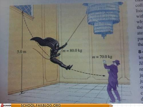 batman engineering Hall of Fame math humor test humor the joker - 6171768320