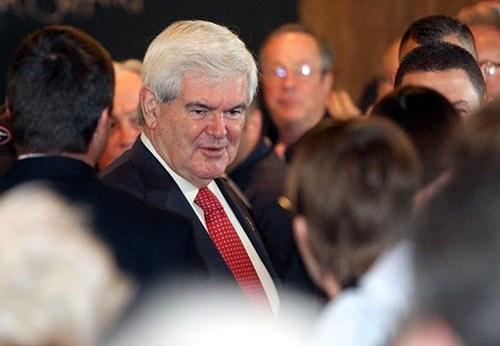 GOP news newt gingrich politics regular republican