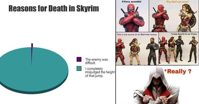 geeky gamer memes