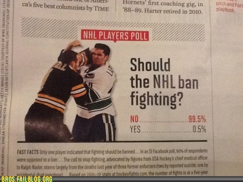 bros fighting g rated hockey NHL sports - 6173704448