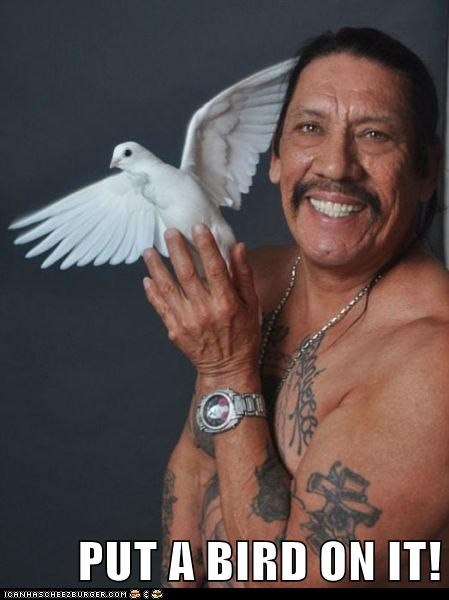 actor celeb Danny Trejo funny Hall of Fame - 6174007552