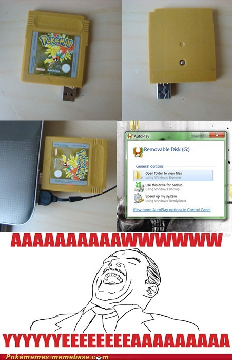 awwwww yea,computer,gold,IRL,Like a Boss,USB