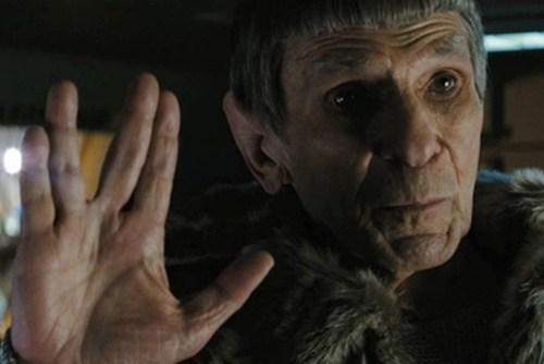 j-j-abrams Leonard Nimoy movies Spock Star Trek - 6175737088