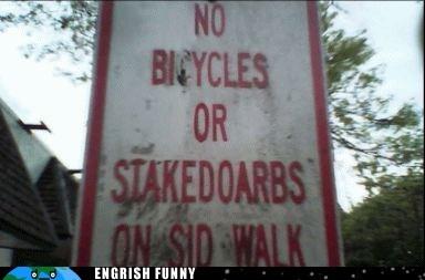 sid walk skateboarding stakedoarbing