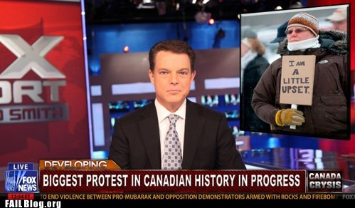 Canada fail nation fox news g rated Hall of Fame i am a little upset Protest - 6175783680