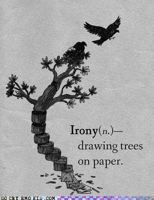 drawing,emolulz,irony,paper