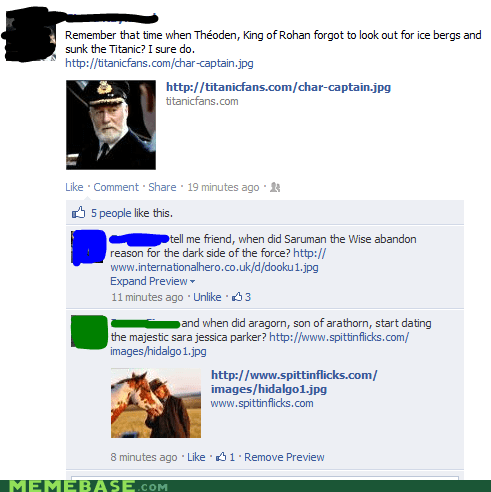 facebook,horse,Lord of the Rings,sarah jessica parker,SJP
