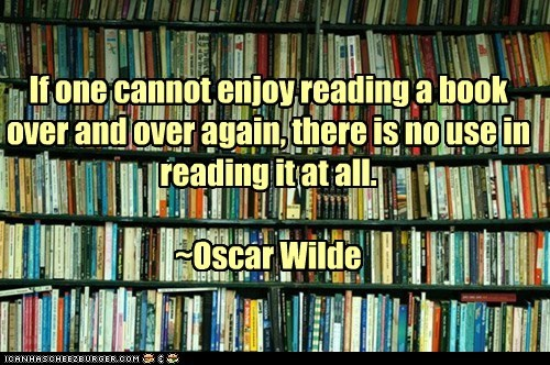 On Reading.