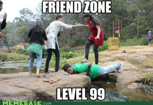 bridge Friend Zone Fiona level 99