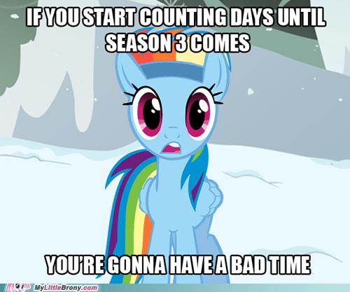 bad time meme rainbow dash super cool ski instructor - 6176102144
