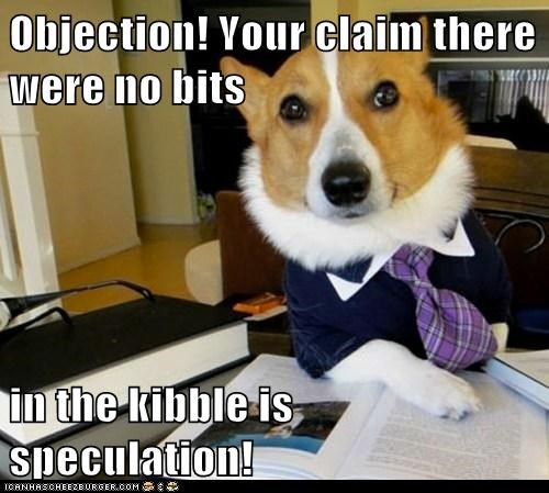 Lawyer Dog - 6176137216