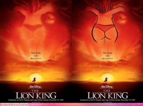 disney funny Hall of Fame Movie shoop the lion king - 6176879360
