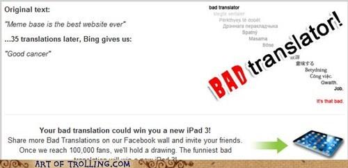 Bad Translator cancer memebase true - 6177020928