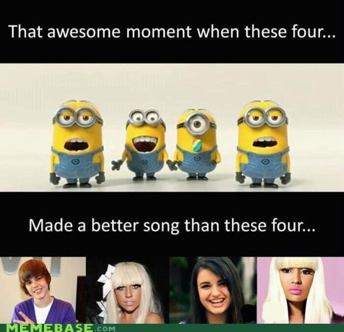 awesome despicable me mature Memes moment that awkward moment - 6178535424