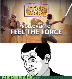 star wars the force if you know what i mean that sounds naughty - 6179417600