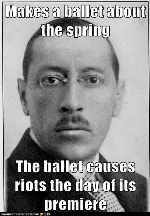 classical igor stravinsky rite of spring stravinsky - 6179419392